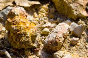 Ferro non ossidato_Ischia_Minerali