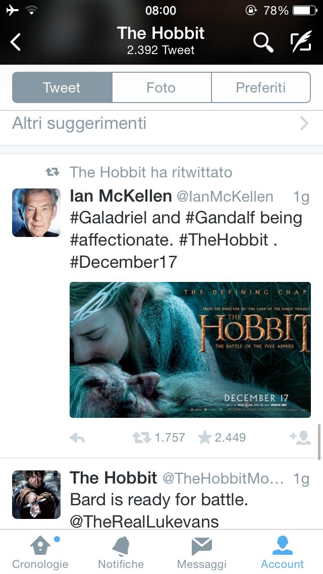 Lo Hobbit: Nuovissime immagini full-size!