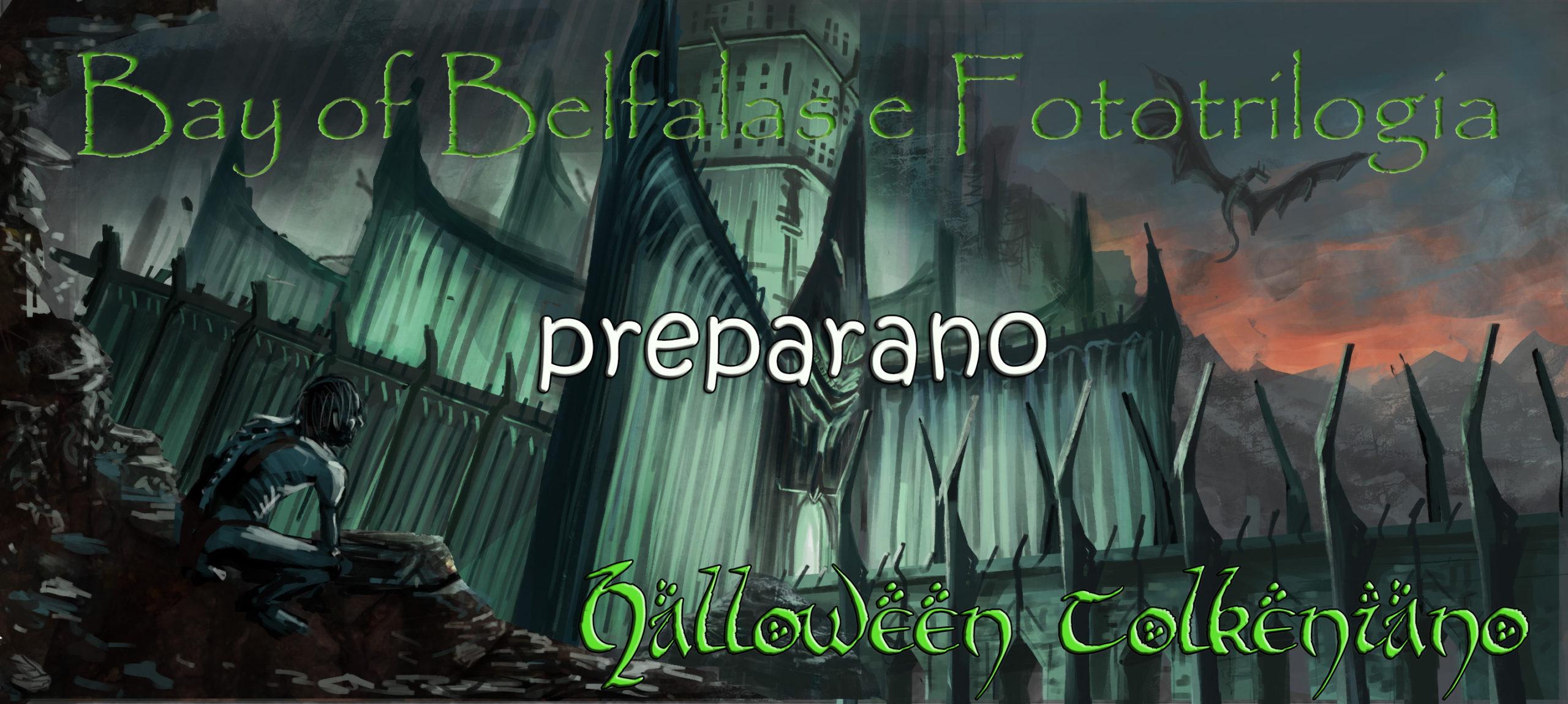 Halloween Tolkeniano