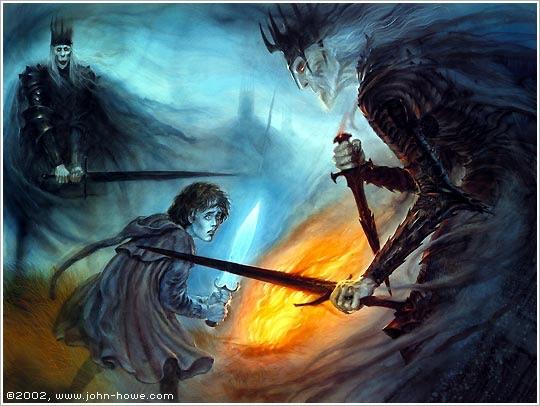 6 Ottobre 3018: Frodo viene ferito a Collevento