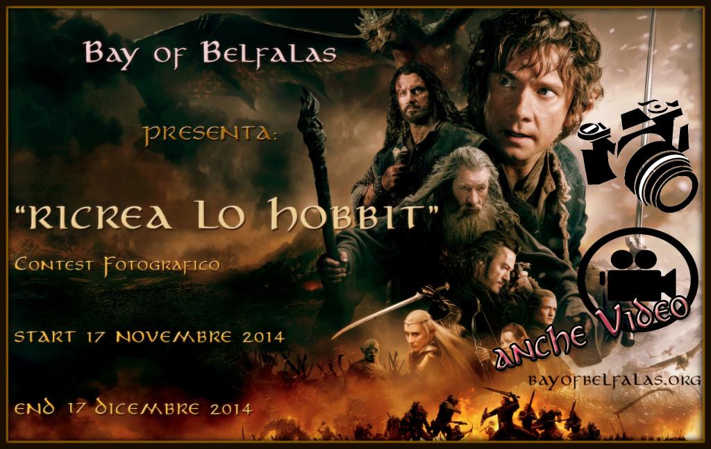 """Contest """"Ricrea Lo Hobbit"""", termine e proclamazione vincitore"""