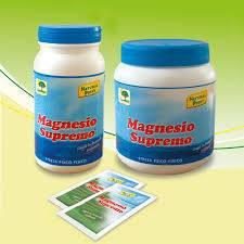 INTEGRATORE ALIMENTARE A BASE DI Magnesio Supremo