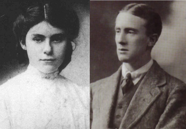 """10 Giorni di Ronald ed Edith – Tolkien e la sua storia d'amore – Giorno 8: """"Saltare il fosso"""""""